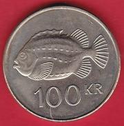 Islande - 100 Kr 1995 - Islande