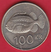Islande - 100 Kr 1995 - Iceland