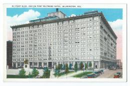 Wilmington - Du Pont Building And Du Pont Biltmore Hotel - Wilmington