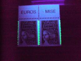 France Variete Phosphore : N° 3445 Ou 3423d   Neuf XX MNH Cote 16€ ! - Variétés Et Curiosités