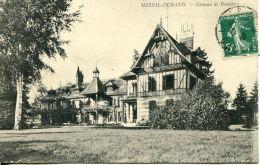 N°51700 -cpa Mesnil Durand -château De Pontalery- - France
