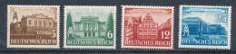Deutsches Reich 764/67 ** Mi. 13,- - Nuovi