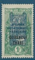Oubangui -  Yvert N°60 Oblitéré - Ava13405 - Usati