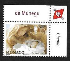 Monaco 2016 - Yv N° 3061 ** - Noël - Unused Stamps