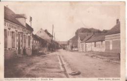 60   Villers  Sur Coudun Grande Rue - France