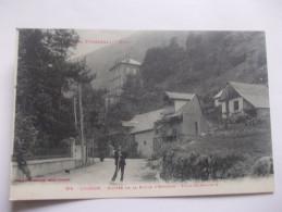 LUCHON (31) - Entrée De La Route D'espagne Villa Marguerite 314 - Luchon