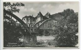 Famous Romanian Photographers - M.Vesa - Calimanesti, Bridge Over The Olt River - Romania