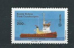 Türkisch Zypern 1988  Mi 233  Postfrisch - Europa-CEPT