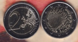 @Y@  Finland  2 Euro Commemorative    2016  UNC - Finland