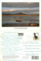 Connemara,  Co Galway, Ireland Postcard Posted 1998 Stamp - Galway