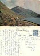 Doo Lough,  Connemara,  Co Mayo, Ireland Postcard Posted 1967 Stamp