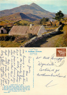 Croagh Patrick,  Co Mayo, Ireland Postcard Posted 1978 Stamp