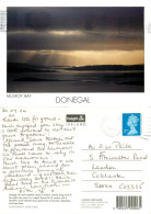Mulroy Bay,  Co Donegal, Ireland Postcard Posted 2004 Stamp - Donegal