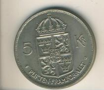 Schweden V. 1972  5 Kronen  (49007) - Schweden