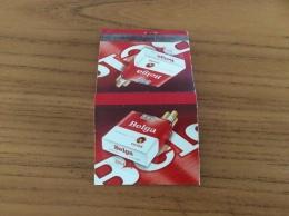 "Pochette D´allumettes BELGIQUE ""Belga"" (cigarettes) - Boites D'allumettes"