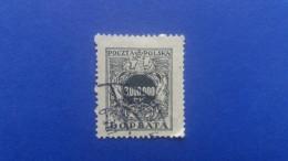 POLAND 1923 POSTAGE DUE - Postage Due
