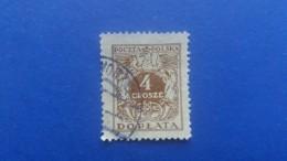 POLAND 1924 POSTAGE DUE - Postage Due