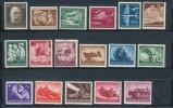 Deutsches Reich Jahrgang 1944 ** Mi. 42,- - Germany