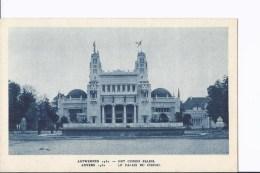 3 CP Exposition D´Anvers 1930. Pavillon Du Congo. Même Thème, Vues Différentes - Antwerpen