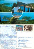 Corfu, Greece Postcard Posted 1988 Stamp - Grèce