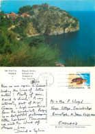 Parga, Greece Postcard Posted 1990 Stamp - Greece