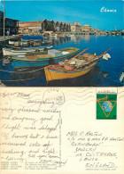 Chania,  Crete, Greece Postcard Posted 1988 Stamp - Grecia