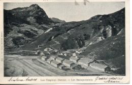 73. Les Chapieux. Les Barraquements - France