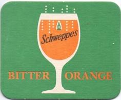#D128-039 Viltje Schweppes - Sous-bocks