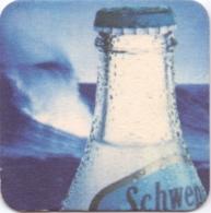 #D128-040 Viltje Schweppes - Sous-bocks