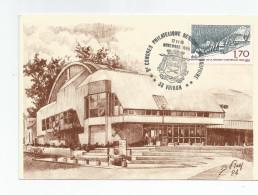 38 - Isère - Voiron Le Grand Angle Place Des Arcades 1984 - Voiron