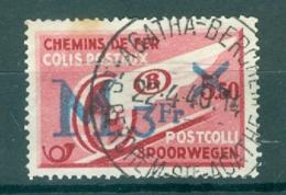"BELGIE - OBP Nr TR 210 - Cachet  ""STE-AGATHA-BERCHEM - BERCHEM-STE-AGATHE"" - (ref. AD-7646) - Chemins De Fer"
