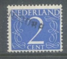 Nvph 461 Met Langstempel Oudorp - 1891-1948 (Wilhelmine)