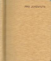 Schweiz Gestempelte Sammlung Pro Juventute Im Biella-Album 1961-1995 Komplett, Ab 1984 Zusätzlich Mit Viererblocks - Pro Juventute