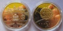 "Ukraine - 5 Grivna Coin 2011 ""800 Years Of The City Of Zbarazh"" UNC - Ucraina"