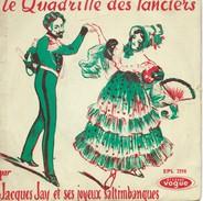 Le Quadrille Des Lanciers / Jacques Jay - World Music