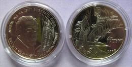 """Ukraine - 2 Grivna Coin 2008  """"Vasyl Symonenko"""" UNC - Ucraina"""