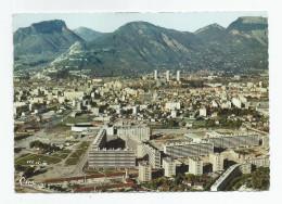 Isère - 38 - Grenoble Centre De  Presse  Ville Olympique 1968 Vue Aérienne - Grenoble