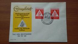 1948 Tag Der Briefmarke - [7] République Fédérale