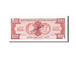 Dominican Republic, 1000 Pesos Oro, 2002, Undated, KM:173s1, NEUF - Dominicaine
