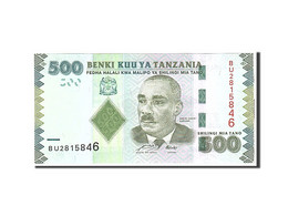 Tanzania, 500 Shilingi, 2010, Undated, KM:40, NEUF - Tanzanie