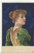 Schoene Ansichkarte.Abbildung Einer Junge Frau.Karte Ist Nicht Gelaufen.Sehr Gute Zustand. G - Ansichtskarten