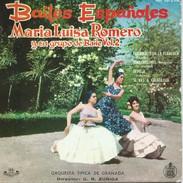 Bailes Espanoles - Maria Luisa Romero. - World Music