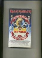 - IRON MAIDEN . THE FIRST TEN YEARS . 1980/90 . - Concert & Music