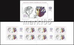 Czech Republic - 2012 - The Traditions Of Czech Stamp Production - Josef Liesler´s Birth Centenary - Mint Stamp Booklet - Ungebraucht