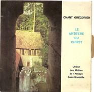 """Chant Grégorien """"Le Mystère Du Christ"""". Choeur Des Moines De L'Abbaye De Saint-Wandrille. - Religion & Gospel"""