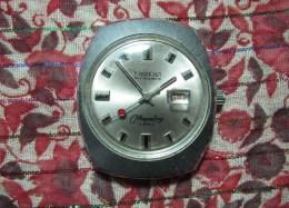 Parfaite Montre Homme FINGERHUT MAYERLING Antimagnetic 17 Rubis Jewels - Horloge: Luxe