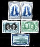 Argentina-00089 - Valori Emessi Nel 1910 (+) - Privi Di Difetti Occulti. - Nuovi