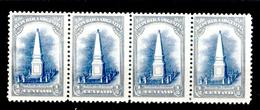 Argentina-00091 - Valori Emessi Nel 1910 (+) - Privi Di Difetti Occulti. - Nuovi