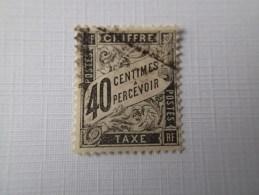 19 Très Beau Oblitéré Cote 70€ - 1859-1955 Usados