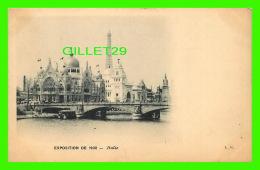 PARIS (75) - EXPOSITION DE 1900 - ITALIE - L. S. - DOS NON DIVISÉ - - Other Monuments